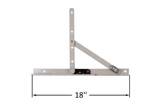 18 Inches 2 Bar Hinges